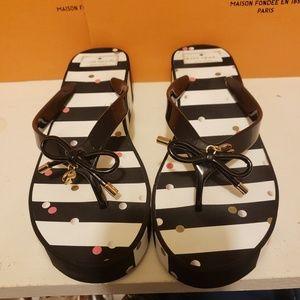 ♠️Kate Spade platform sandles